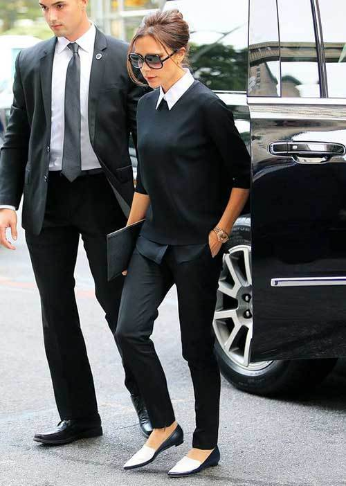 Victoria Beckham Inspired Outfits