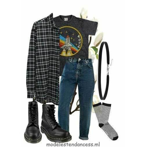 Vintage Concert Outfits