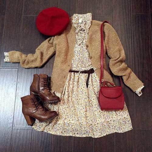 Vintage Outfits for Teens