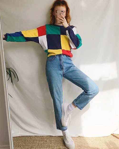 Vintage Outfits for Teenagers