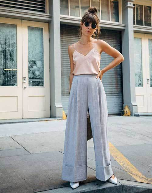 Wide Pants Outfit