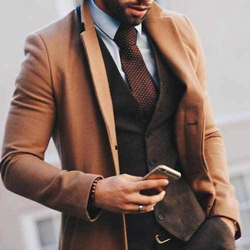 Winter Classy Mens Outfits