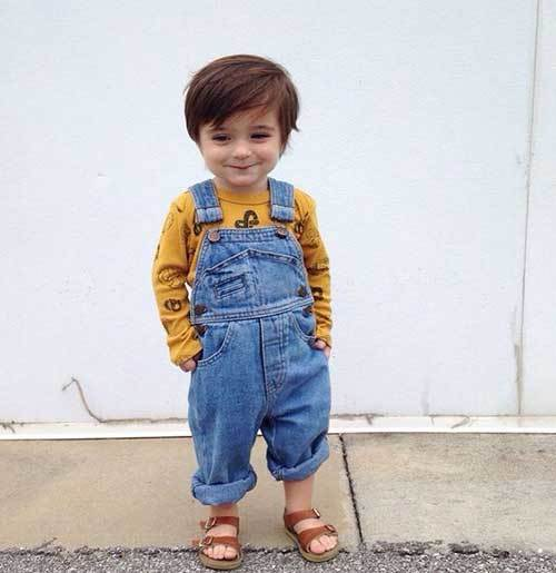 Adorable Toddler Boy Summer Outfits