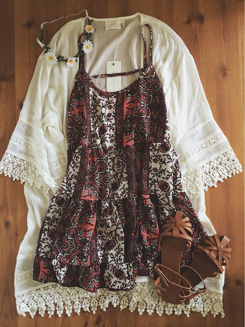 Bohemian Hipster Outfit Ideas