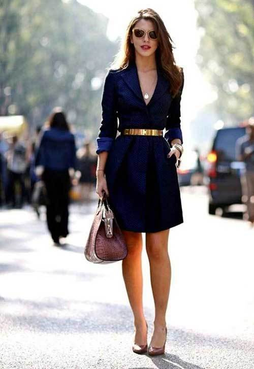 Business Dress Outfit Ideas