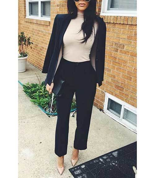 Business Outfits for Ladies