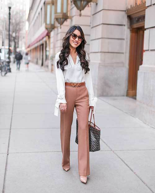 Business Spring Outfit Ideas