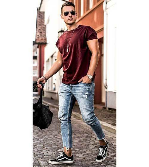 Casual Outfits with Jeans Men