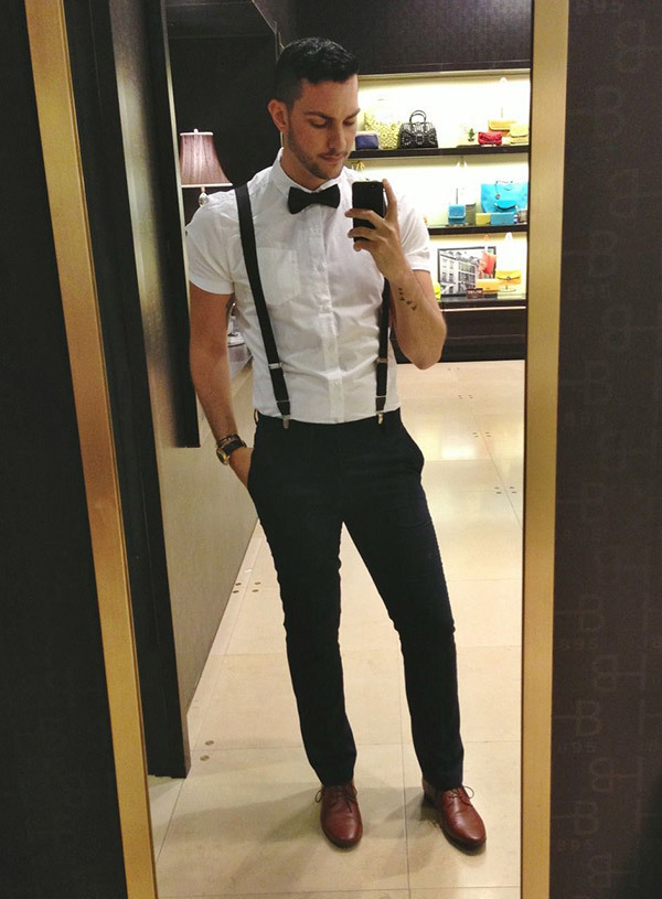 Classy Party Outfits for Guys