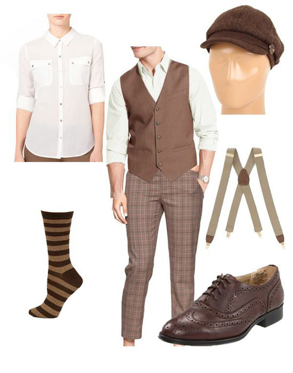 Costume Party Outfits for Guys
