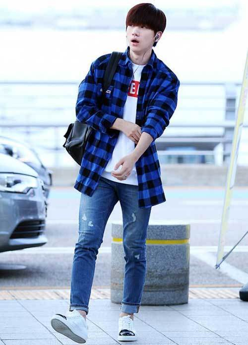 Cute Jean Outfits for Men
