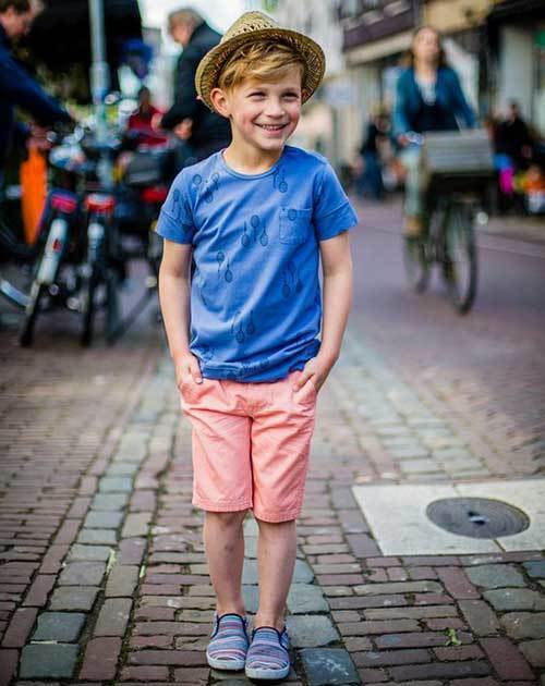 Cute Toddler Boy Summer Outfits