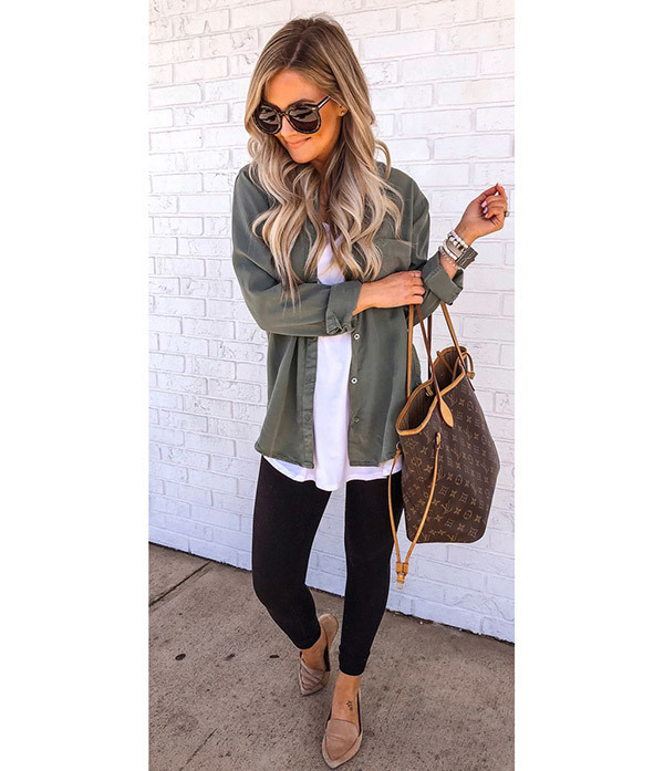 Spring Daily Outfit Ideas