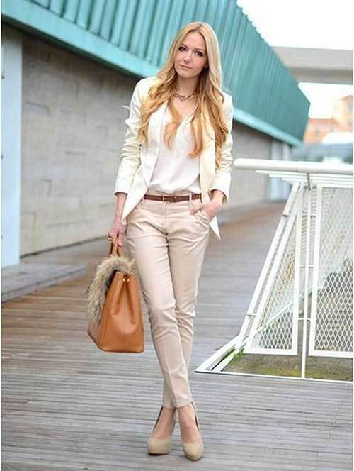 Elegant Business Outfit Ideas