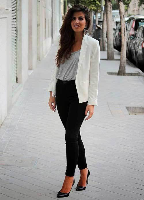 Fashionable Business Outfit Ideas