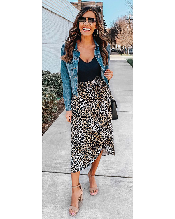 Fashionable Spring Outfit Ideas