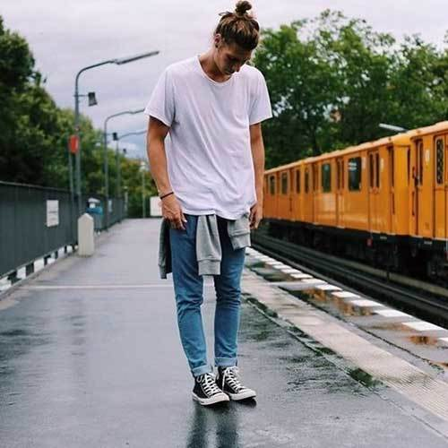 Latest Jean Outfits for Men