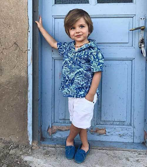 Little Boy Summer Outfits