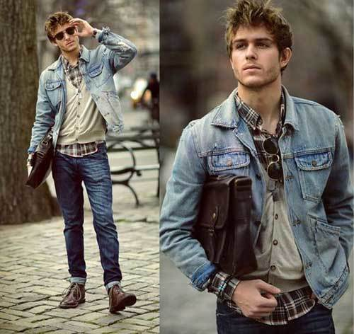All Denim Outfits for Men
