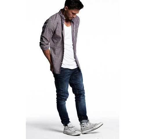 Jean Everyday Outfits for Men