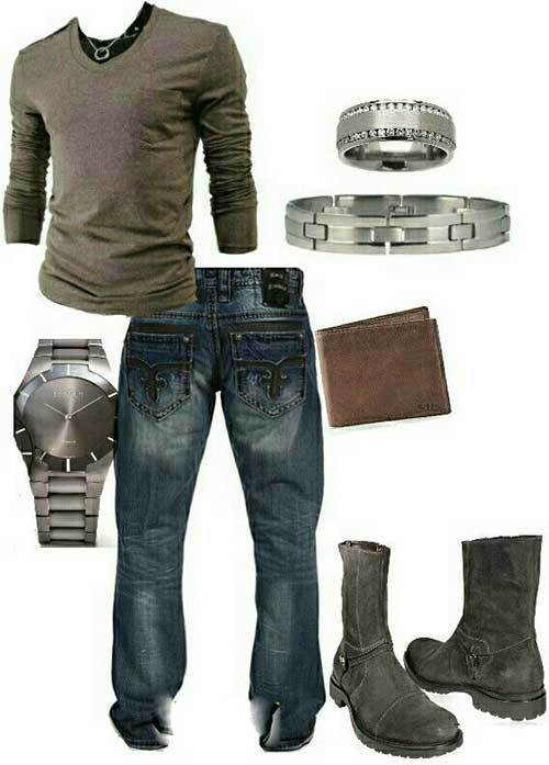Jean New Outfits for Men