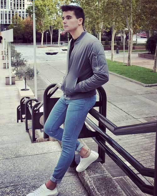 Skinny Jean Outfits for Men