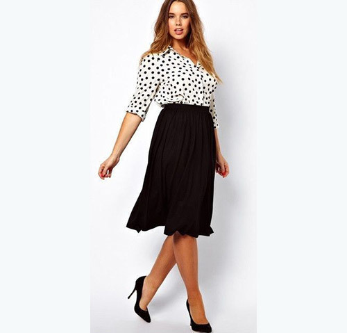 Plus Size Business office Outfits