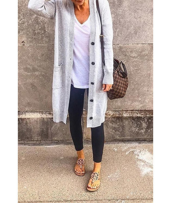 Spring Cardigan Outfit Ideas