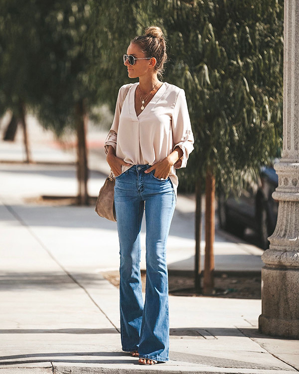 Spring Denim Outfit Ideas