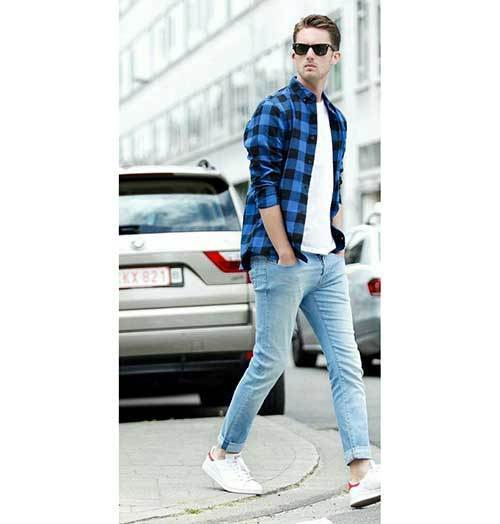 Stylish Jean Outfits for Men