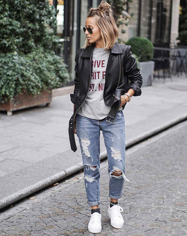Stylish Outfits with Jeans