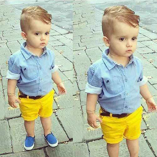 Stylish Toddler Boy Summer Outfits