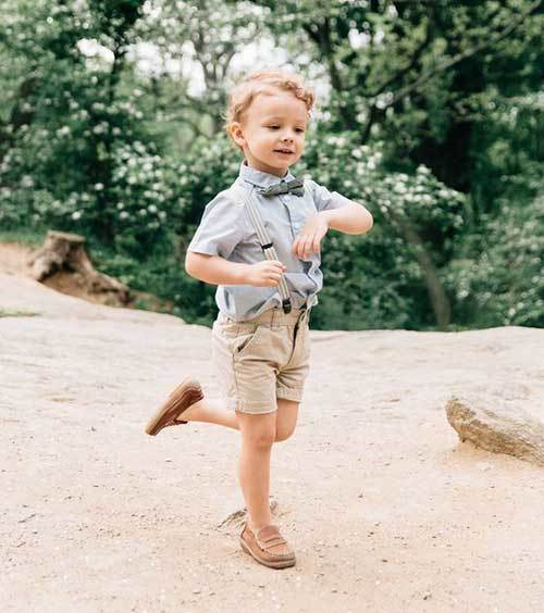 Toddler Boy Summer Family Outfits