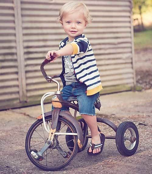Toddler Boy Summer Vintage Outfits