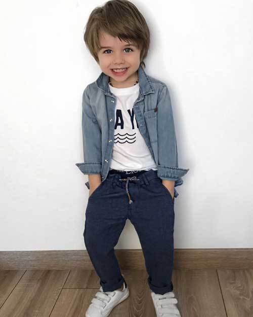 Trendy Toddler Boy Summer Outfits