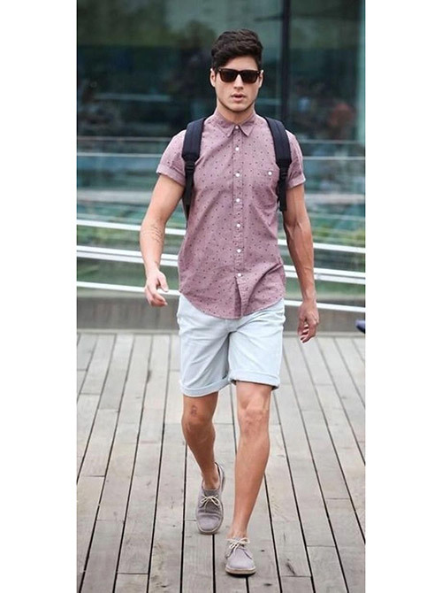 Mens Casual Summer Outfits-15