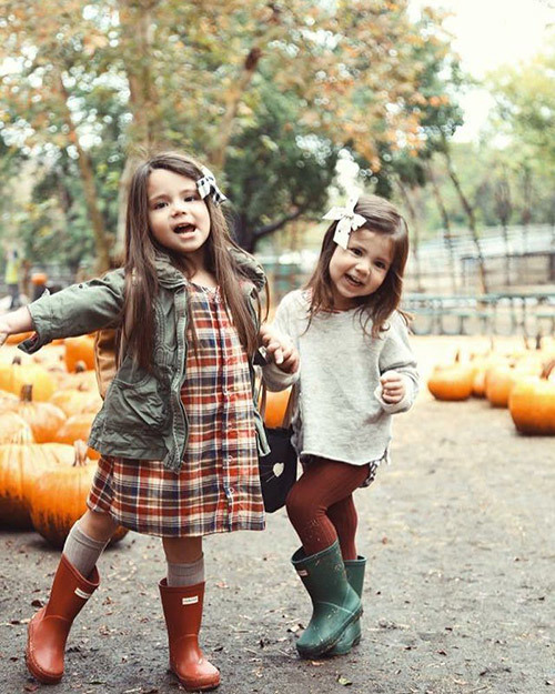 Adorable Little Girl Outfits