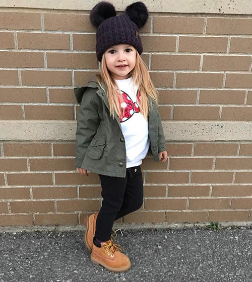 Adorable Toddler Girl Outfits