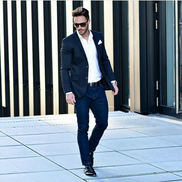 Business Casual Outfits Male