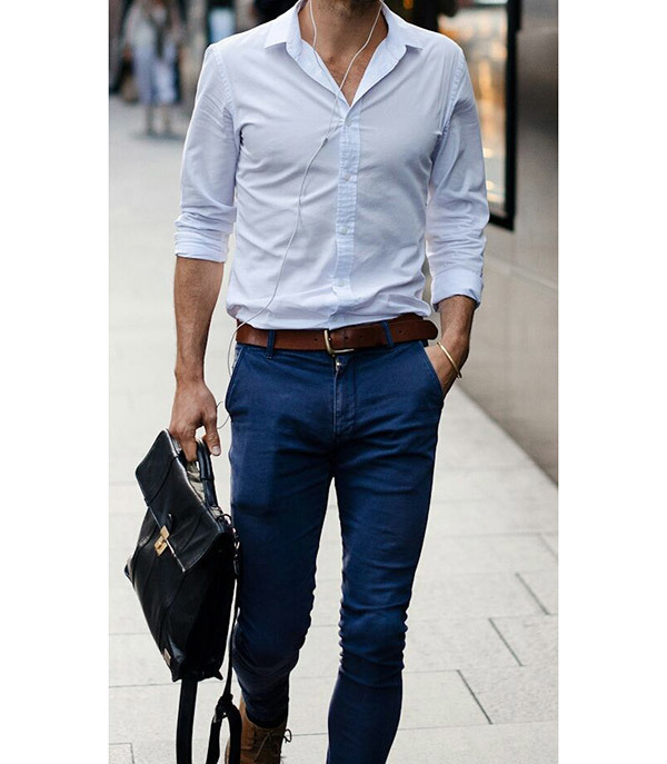 Business Casual Jeans Outfits Men