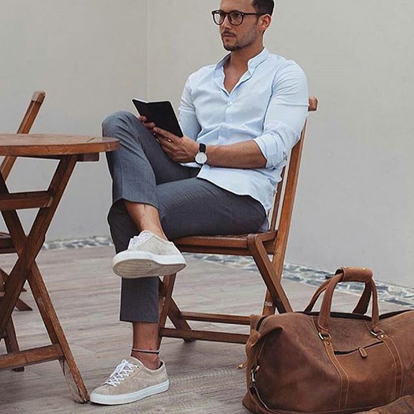 Business Casual Summer Outfits Men
