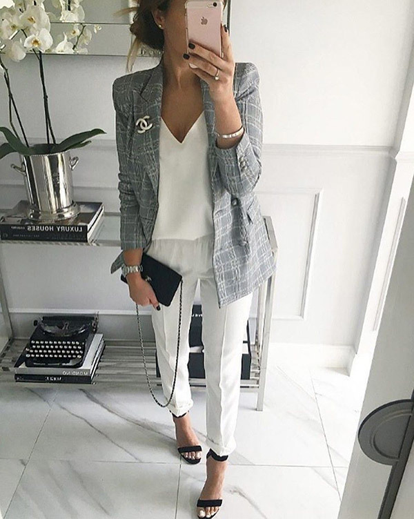 Casual Corporate Outfits for Ladies