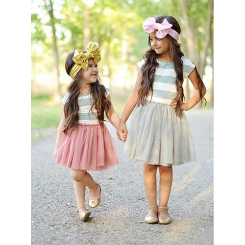 Casual Little Girl Outfits