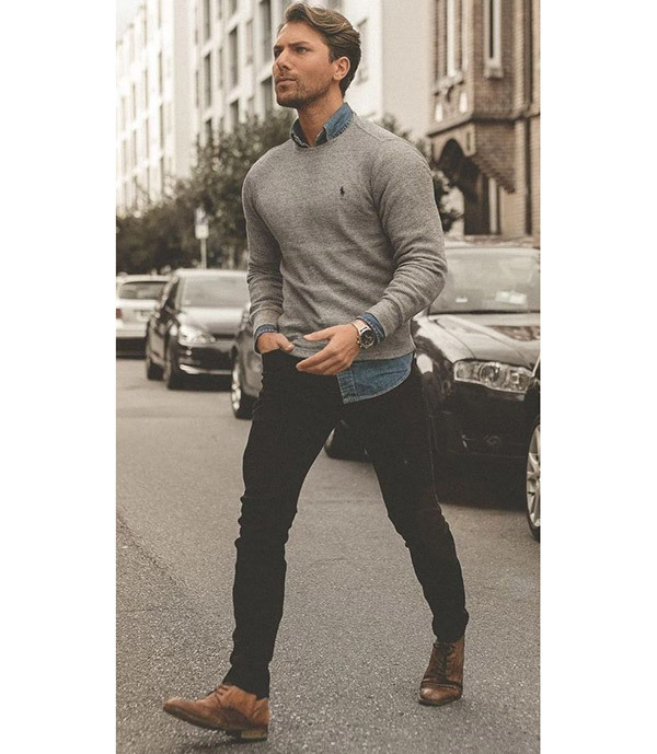 Chic Business Casual Outfits Men