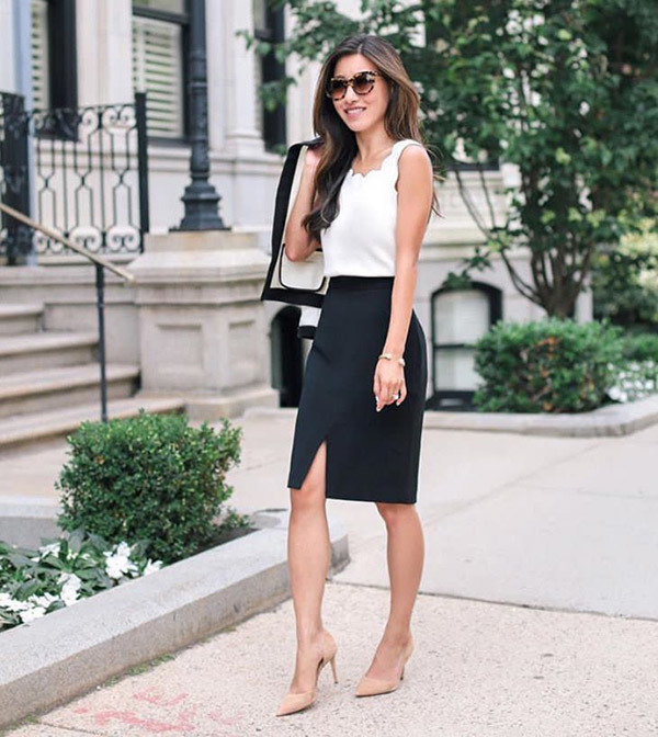 Chic Corporate Outfits for Ladies