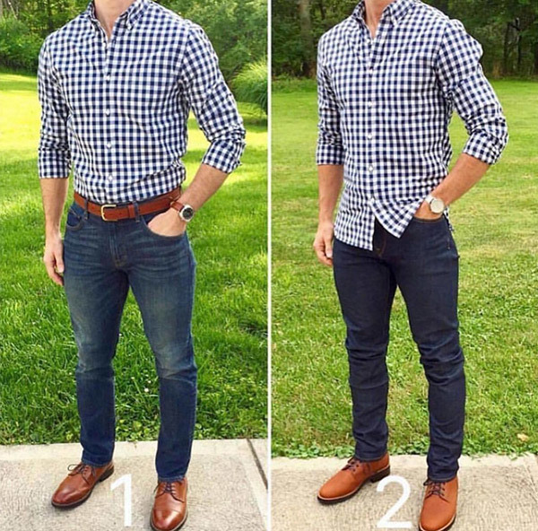 Classic Business Casual Outfits Men
