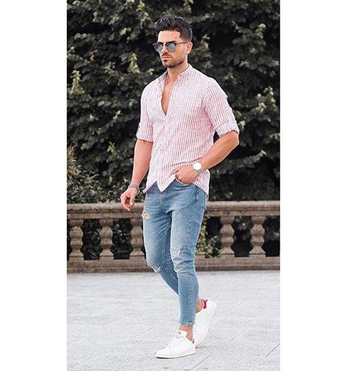 Classy Casual Summer Outfits for Men