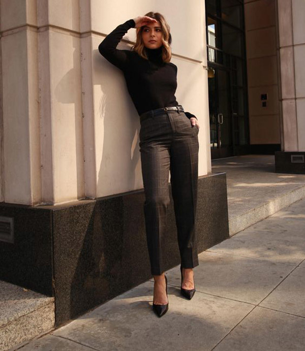 Corporate Business Outfits for Ladies