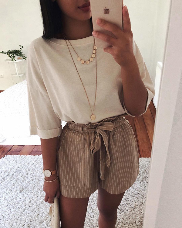 Cute Comfortable Summer Outfits