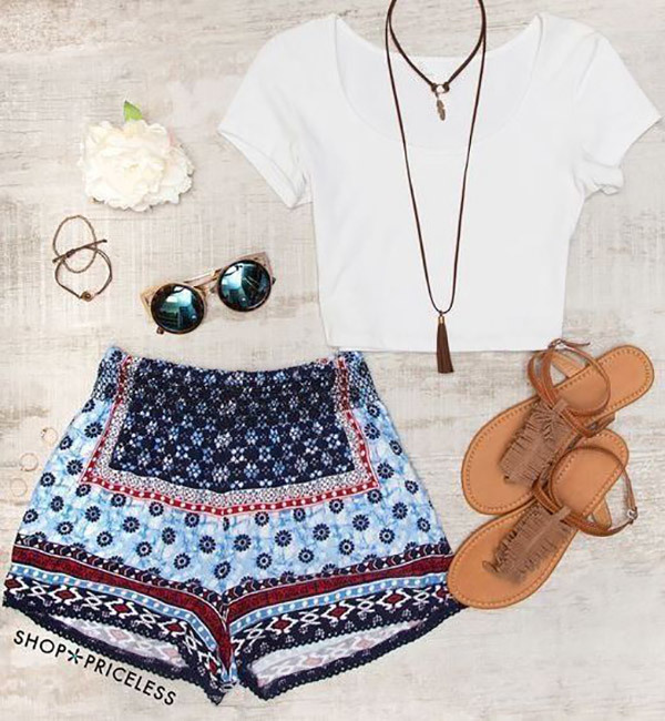Cute Everyday Summer Outfits